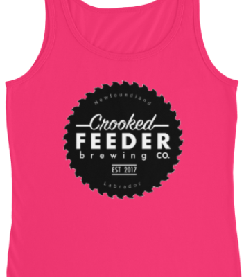 Ladies Crooked Feeder Tank Top